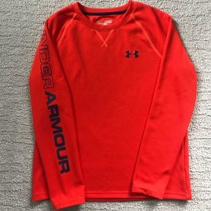 Under Armour all season gear waffle top Youth XL